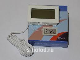 ТЕРМОМЕТР ТРМ-10